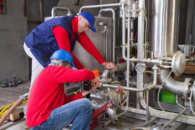 Preventive maintenance compliance