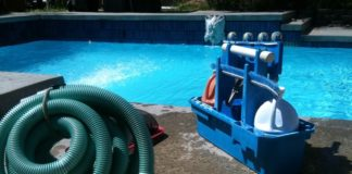 Preventive pool maintenance