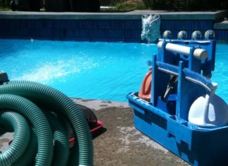 Preventive pool maintenance