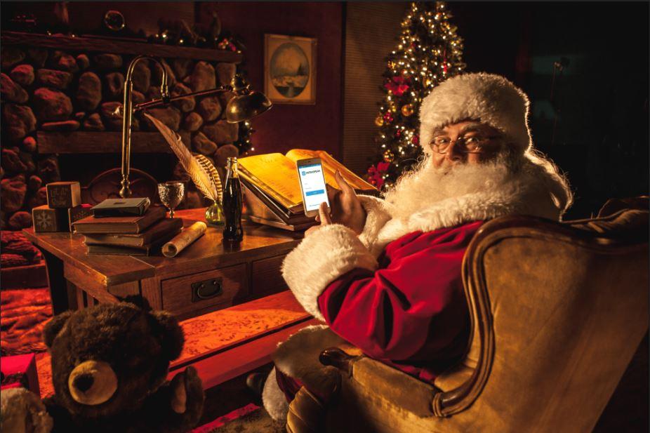 Santa Claus Infraspeak