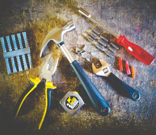 Ferramentas e itens para rotinas de manutenção preventiva