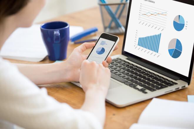 Análise de dados e desempenho em um software de gestão