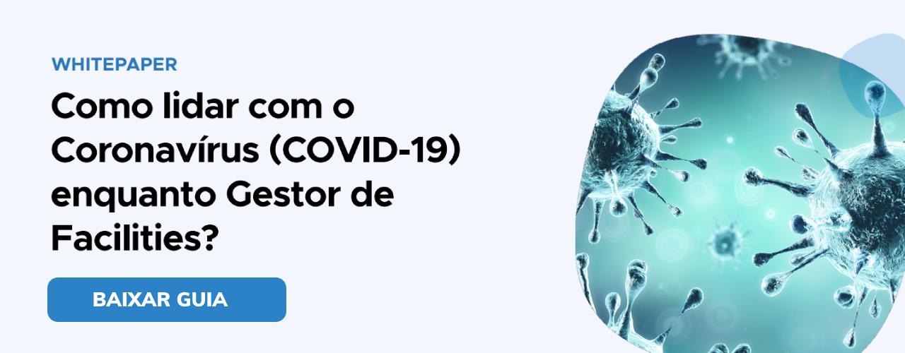 COVID-19 Gestão de Facilities