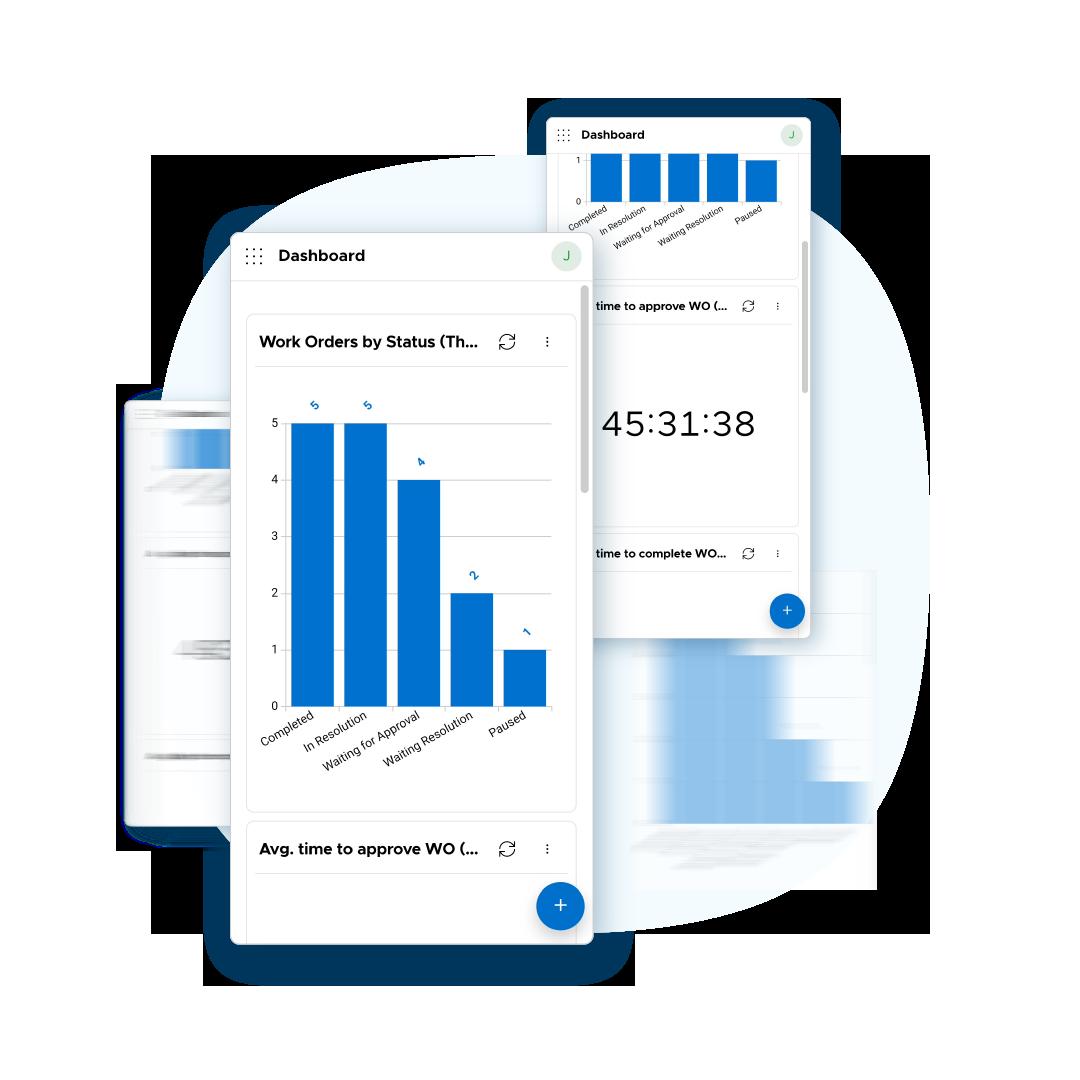 Infraspeak Manager App KPIs