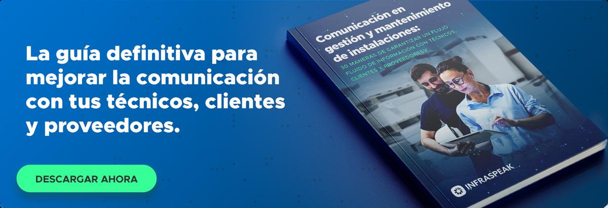 Comunicación en Mantenimiento y Facility Management